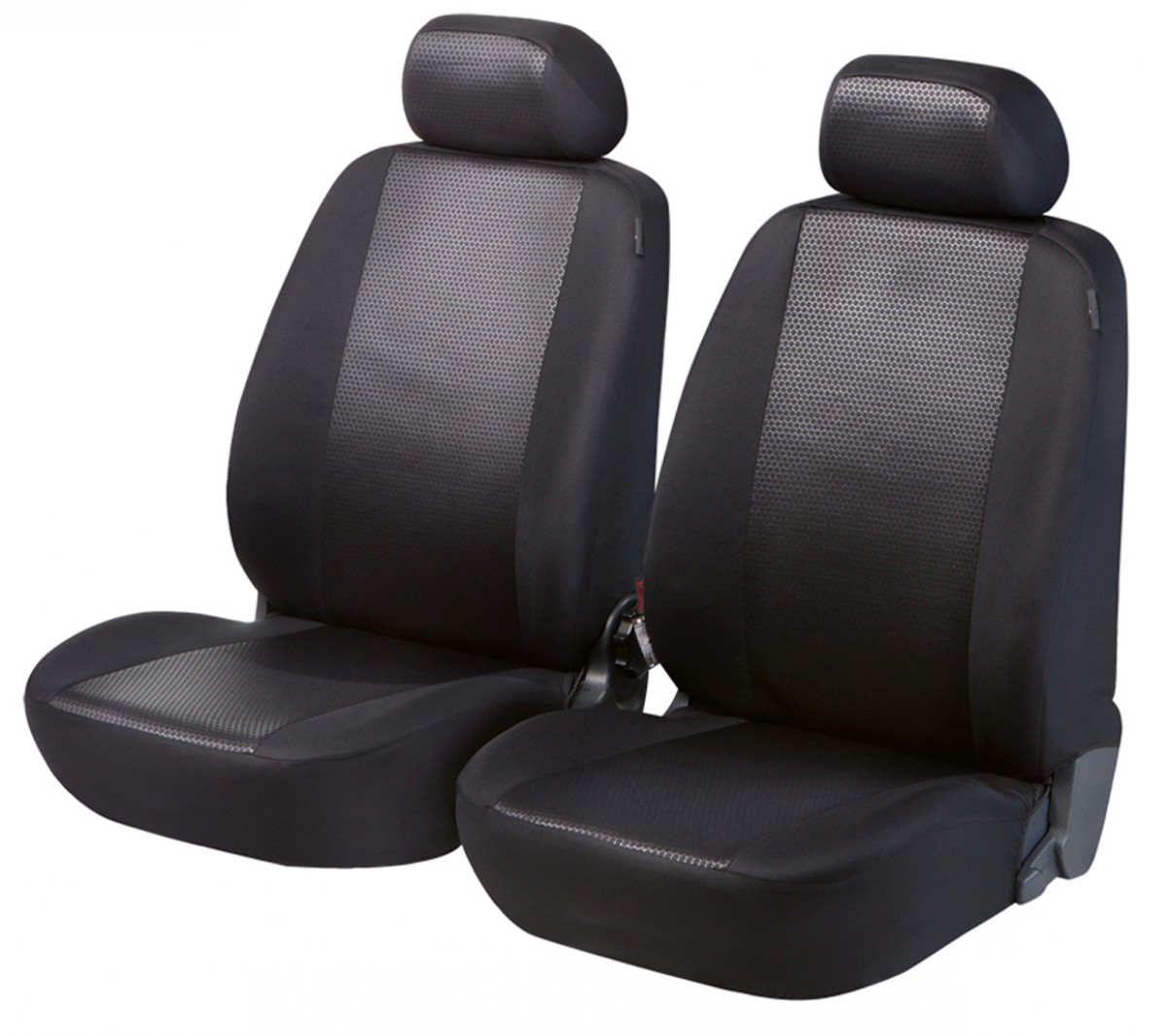 Schwarze Sitzbezüge für FORD KUGA Autositzbezug Komplett