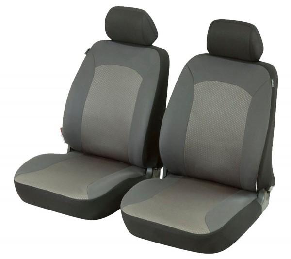 Autositzbezug Schonbezug, Vordersitzbezüge, Mini Mini Clubman, Grau