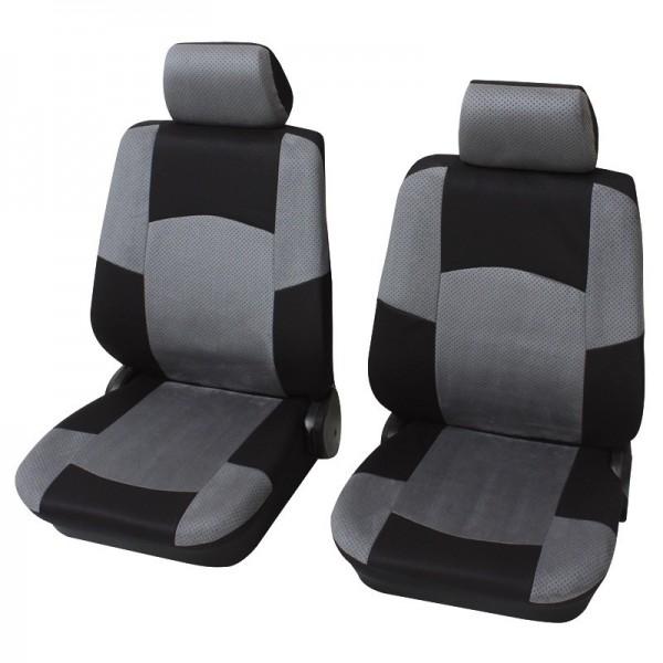 Autositzbezug Schonbezug, Vordersitzgarnitur, Ford KA, Grau
