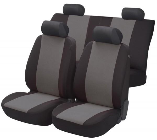 autositzbezug schonbezug komplett set ford kuga schwarz. Black Bedroom Furniture Sets. Home Design Ideas