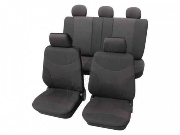 Autositzbezug Schonbezug, Komplett-Set, Renault, Clio bis 9/2005, Kangoo bis 12/2007, Laguna bis 9/2