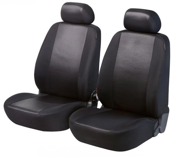 autositzbezug schonbezug vordersitzbez ge suzuki swift schwarz. Black Bedroom Furniture Sets. Home Design Ideas