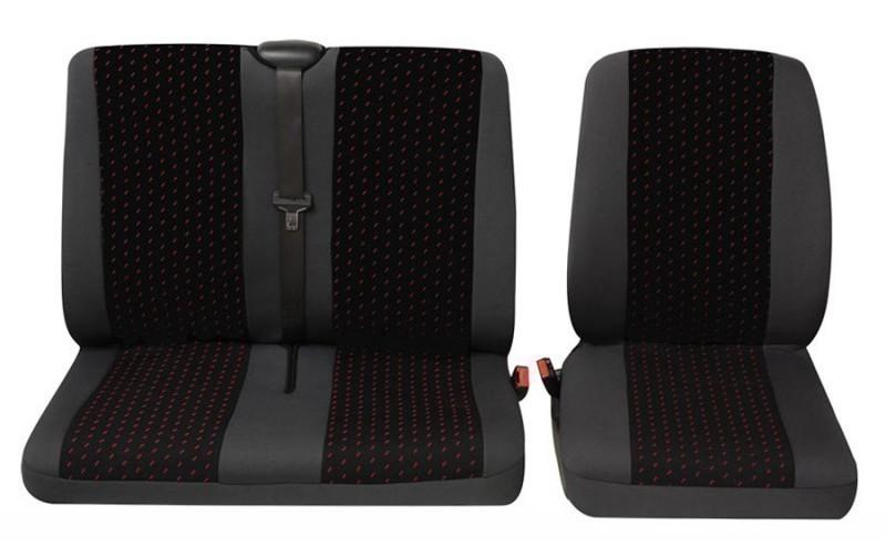 Mercedes Vito Transporter Sitzbezüge , Schonbezüge. Geprüfte ...