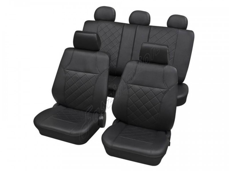 autositzbezug schonbezug komplett set vw caddy. Black Bedroom Furniture Sets. Home Design Ideas