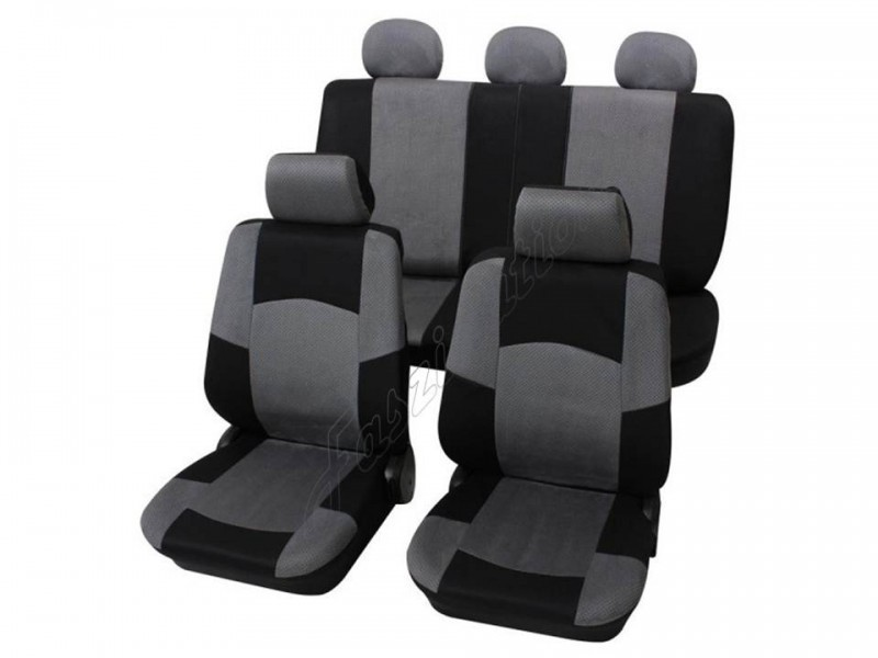 autositzbezug schonbezug komplett set ford focus bis 2. Black Bedroom Furniture Sets. Home Design Ideas