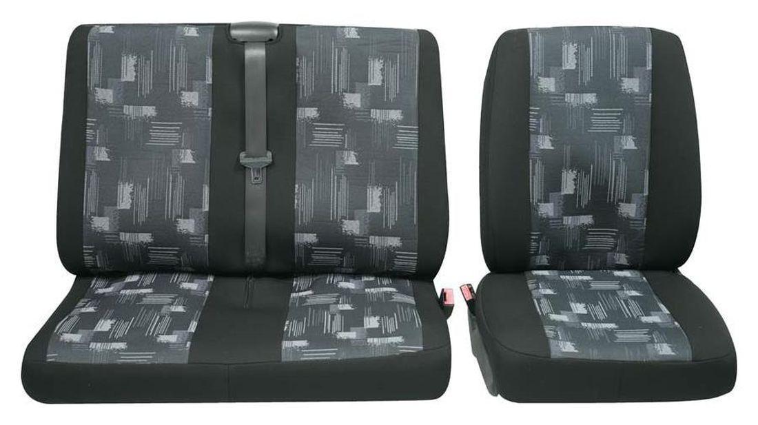 transporter autositzbezug schonbezug ford tourneo. Black Bedroom Furniture Sets. Home Design Ideas