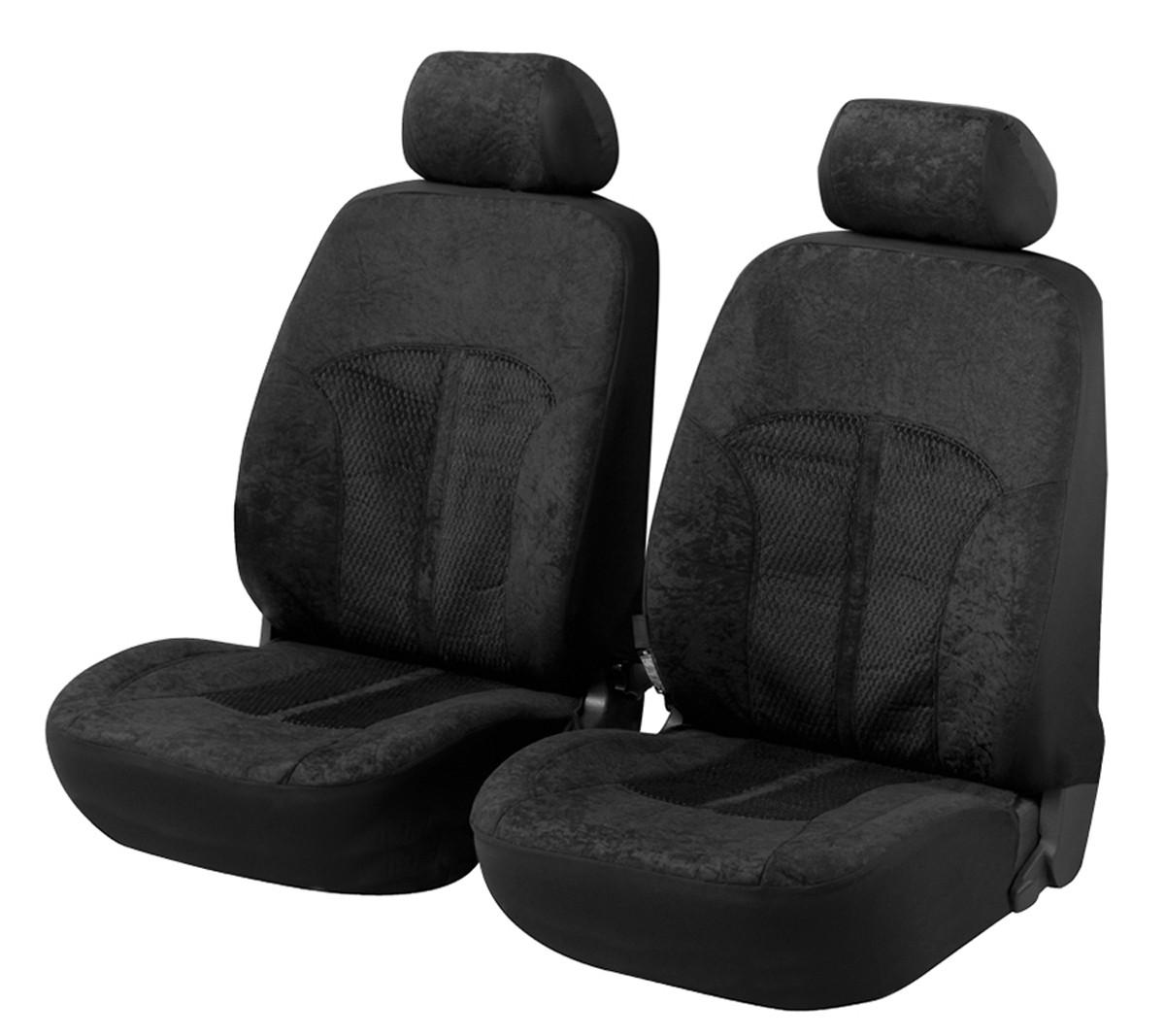 autositzbezug schonbezug vordersitzbez ge volvo v60 schwarz. Black Bedroom Furniture Sets. Home Design Ideas